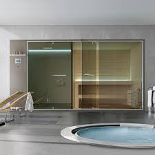 sauna in bagno sauna hammam hafro geromin