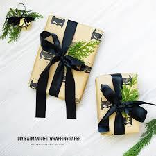 batman gift wrap diy batman gift wrap mel dallas lifestyle design and fashion