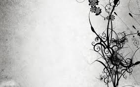 wallpaper for walls flower wallpaper black and white pixmatch search with picture