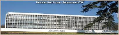 siege social mercedes nouveau siege social mercedes montigny le bretonneux