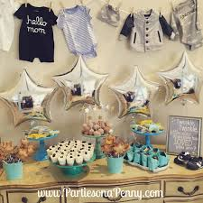 Star Home Decorations by Star Themed Baby Shower Decorations Home Decorating Interior