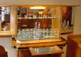 art deco drinks cabinet art deco large cocktail cabinet the design gallery