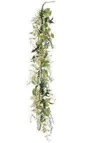 greenery garland garlands wreaths afloral