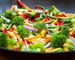 cuisiner les l馮umes autrement recette poêlée de légumes