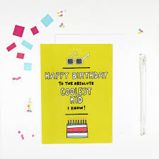 cool birthday cards