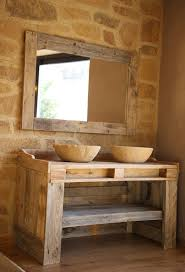 Bathroom Accent Wall Ideas Wood Pallet Wall For Hotter Home Interior Decor Bathroom Designs