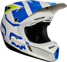 fox motocross helmet fox pants and jerseys fox v3 creo kids mx helmet motocross white