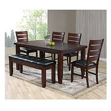 big lots dining room sets planked dining table biglots polyvore