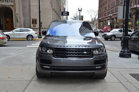 land rover range rover 2016 2016 land rover range rover supercharged stock b867a for sale