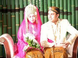indonesian hijab wedding headdress and attire halaalife