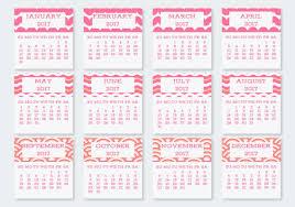 pocket calendar cards collection 10703 dryicons