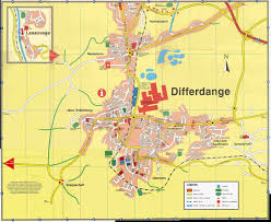 Map Of Luxembourg Explore Luxembourg Amateur Radio