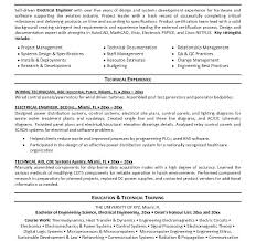 Electrical Engineering Resume Sample Pdf Sample Electronics Engineer Resume Electrical Engineering Resume