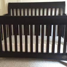 Bonavita Convertible Crib Bonavita Metro Convertible Sleigh Crib Brand New Ebay Bonavita