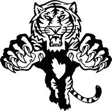 lsu tiger mascot clipart 1887148