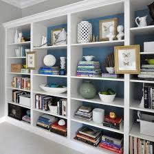 White Bookcase Ideas White Bookcase Ideas Ebizby Design