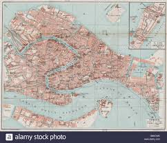 Venice Map Map Of Venice Venice City Map Free Download In Printable Version