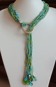 beading necklace styles images Make attractive personality with necklace beads bingefashion jpg