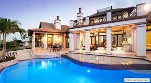 Florida Style Homes Florida Style Luxury Homes In Naples Florida Florida Luxury