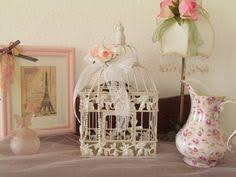 Shabby Chic Bird Cages by Bird Cage Decoration Christmas Decorating Pinterest Bird