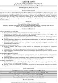 Military Police Officer Resume Sample by Officer Resume Help