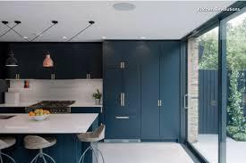 kitchen cabinets with blue doors 11 new kitchen cabinet ideas jackson stoneworks