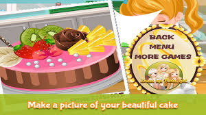 cake maker u2013 cake game android apps on google play