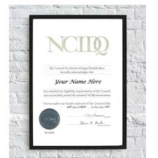 Requirements For Interior Designing Ncidq Replacement Certificate Cidq Certification For Interior