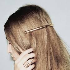 gold hair accessories 1 pc women silver gold metal leaf hair clip hairpin barrette hair
