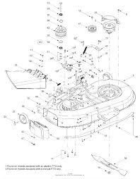 mtd 13af608g062 2002 parts diagram for 42