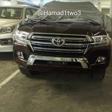 new lexus land cruiser 2016 restyled 2016 toyota land cruiser shows its tail and interior