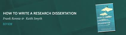 Structure of the dissertation   Chapter      How to write a     ebook     How to write a research dissertation