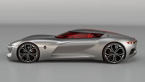 renault supercar renault trezor concept u2013 robb report
