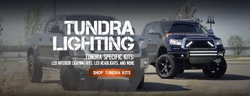 Tundra Led Lights Headlight Revolution Led Off Road Light Bars Aftermarket