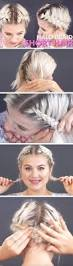 Very Easy Hairstyles For Short Hair by Best 25 Short Hair Hairdos Ideas On Pinterest Styles For Short