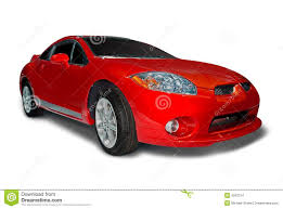 mitsubishi sports car mitsubishi eclipse sports car stock photo image 4263724