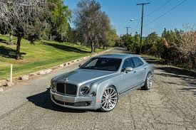 custom bentley mulsanne car gallery