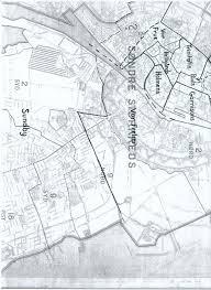 Copenhagen Map Copenhagen Parish Maps
