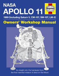 haynes manual for apollo 11 lunar module wired