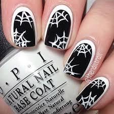 50 spooky halloween nail art designs for creative juice