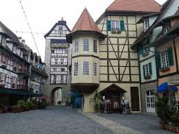 japanese town berjaya hills picture of japanese village at colmar tropicale