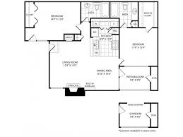 Two Bed Two Bath Floor Plans 2 Bed 2 Bath Apartment In Antioch Tn Hickory Highlands Apartments