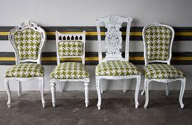 Plush Dining Room Chairs Mismatched Dining Room Chairs Fancy Plush Design Mismatched Dining