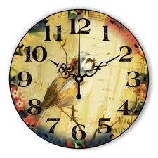 aliexpress com buy vintage home decor wall clock watch warranty