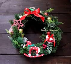 buy christmas wreath wreath new year winter wreath the new year