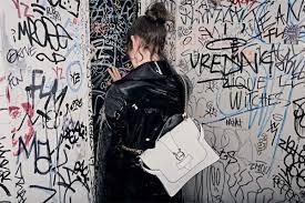 discover the u0027rubylou u0027 handbag by christian louboutin for ss18