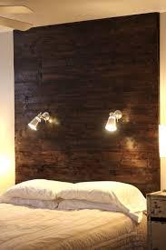 bedroom vintage white wooden old door headboard ideas combine
