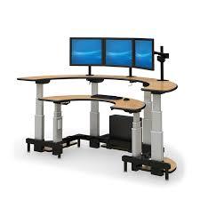 impressive standing desk adjustable the best standing desks the