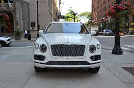 2017 bentley bentayga stock b903 for sale near chicago il il