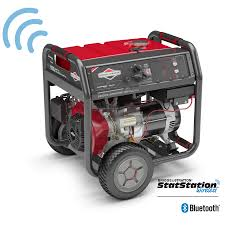 shop briggs u0026 stratton elite 8000 running watt portable generator